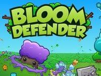 Игра Bloom Defender: цветок-защитник