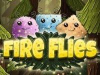 Игра три в ряд Fireflies светлячки