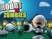 Роботы против зомби Robot vs. Zombies