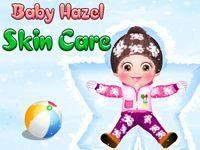Малышка Хейзел: зимний уход