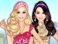 Барби: игра Модный микс