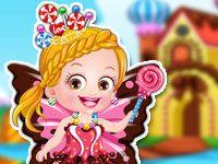 Малышка Хейзел шоколадная фея