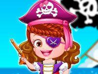 Беби Хейзел пират