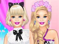 Барби модница
