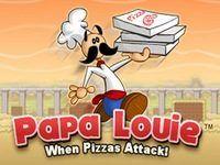 Папа Луи: пицца атакует