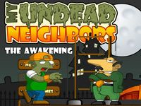 Игра Мои соседи зомби