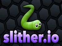 Червячки Slither.io (слизарио)