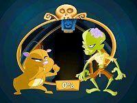 Хомяк против Зомби
