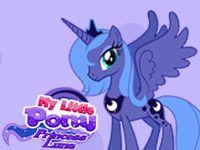 Одевалка пони: Принцесса Луна