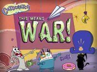 Цап-Царап — это война!
