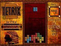 Игра Тетрис «Египетский»