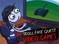 Троллфейс Видео Игры