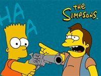 Симпсоны: 3Д стрелялка в Спрингфилде