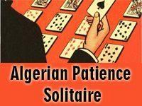 Пасьянс Алжирское Терпение