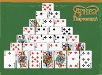 пирамида атея карточная игра