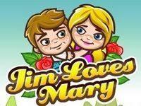 Джим любит Мэри: 1 игра