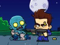 Игра стрелялка зомби: Зомбокалипсис