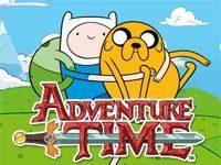 Игра Время Приключений: побег Фина и Джейка