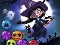 Игра «Шариковый обстрел: Хэллоуин»