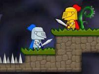 Игра рыцари «Огонь и Вода 2»