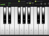 Игра «Виртуальное пианино»