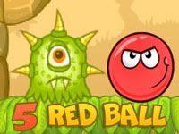 Игра «Красный Шар 5»
