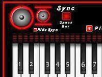 Онлайн синтезатор «Создавай музыку»