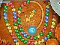 Игра «Зума морские шарики»