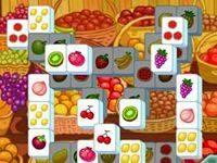 Игра «Фруктовый маджонг»