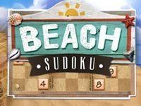Игра Пляжные Судоку