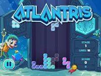 Классический тетрис «Атлантис»