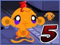 веселые обезьянки игра 5
