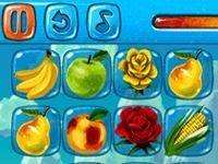Маджонг Овощи и Фрукты 2