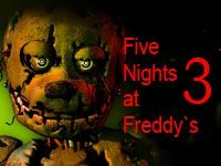 Игра Пять ночей с Фредди 3