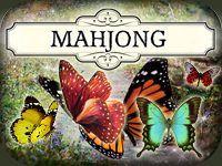 Маджонг коннект Бабочки