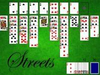 Карточный пасьянс Улицы
