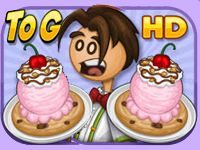 Игра Новый Папа Луи: Мороженое и Пирожные