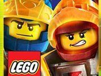 Игра Лего Рыцари Нексо