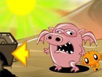 Игра Рассмеши обезьянку 8