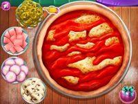 Игра готовить пиццу