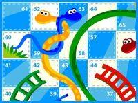 Игра Змеи и Лестницы