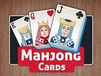 Игра Маджонг Карты онлайн
