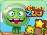 Игра три в ряд Безумный Зоопарк