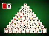 Пасьянс Двойная пирамида