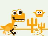 Игра Динозаврики на 2