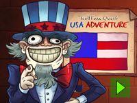 Игра Троллфейс в США 1