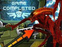 Игра Космическая стрелялка-рикошет