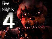 Игра 5 Ночей с Фредди 4