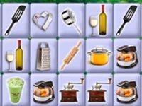 Игра Кухонный Маджонг 2021